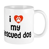 Animal control Coffee Mugs