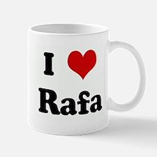I Love Rafa Mug