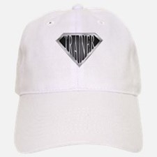 SuperTrainer(metal) Baseball Baseball Cap