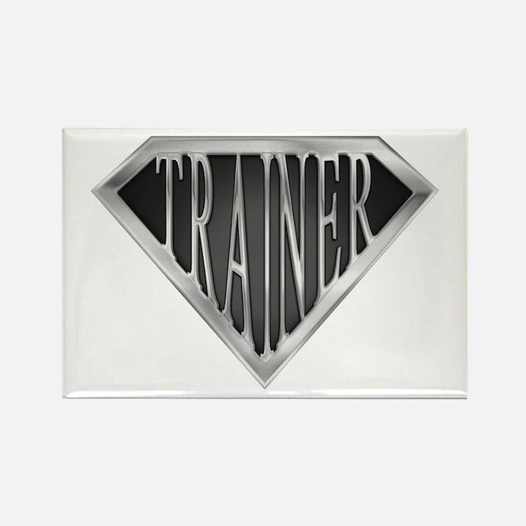 SuperTrainer(metal) Rectangle Magnet