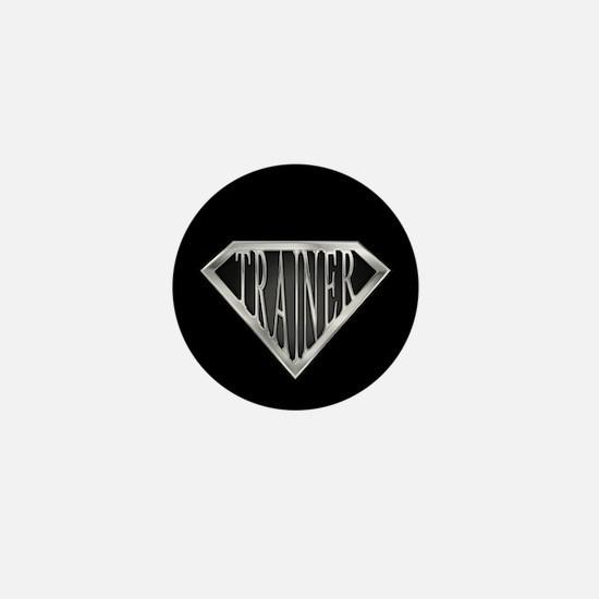 SuperTrainer(metal) Mini Button