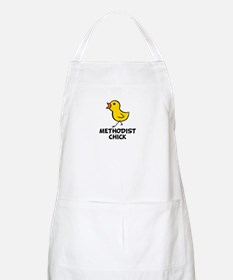 Methodist Chick BBQ Apron