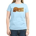 Whiskers in the Jar Women's Light T-Shirt