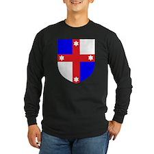 Lochac Populace Long Sleeve Dark T-Shirt