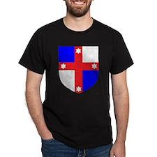 Lochac Populace Dark T-Shirt