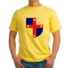 Lochac Populace Yellow T-Shirt