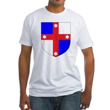 Lochac Populace Fitted T-Shirt
