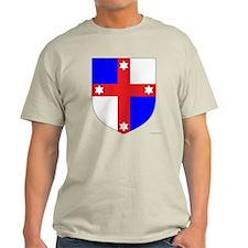 Lochac Populace Light T-Shirt