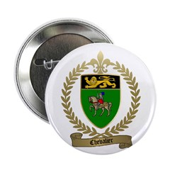 """CHEVALIER Family Crest 2.25"""" Button (10 pack)"""