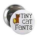 "Tiny Cat Pants 2.25"" Button (10 pack)"