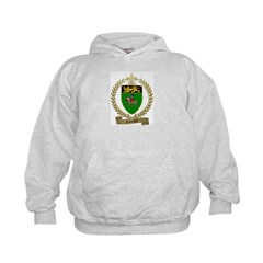 CHEVALIER Family Crest Hoodie