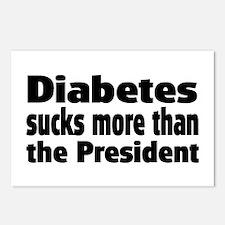 Diabetes Postcards (Package of 8)