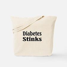 Diabetes Tote Bag