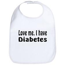 Diabetes Bib