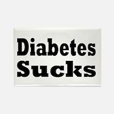 Diabetes Rectangle Magnet