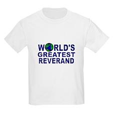 World's Greatest Reverand T-Shirt