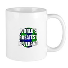 World's Greatest Reverand Mug