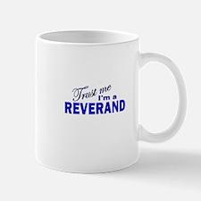 Trust Me I'm a Reverand Mug