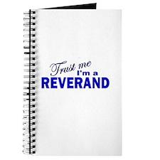 Trust Me I'm a Reverand Journal