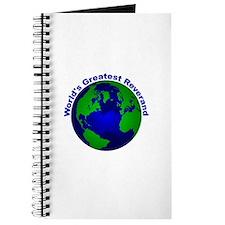 World's Greatest Reverand Journal