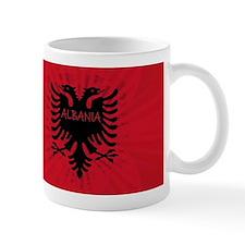 Albanian Flag 2 Mug