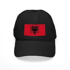 Albanian Flag 2 Baseball Hat