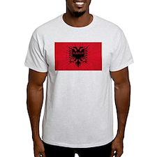 Albanian Flag 2 T-Shirt
