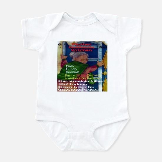 Mother Hubbards Kitchen Infant Bodysuit