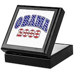 Obama 2008 Keepsake Box