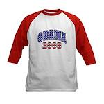 Obama 2008 Kids Baseball Jersey