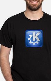603px-KDE_logo T-Shirt