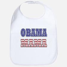 Obama Mama Bib