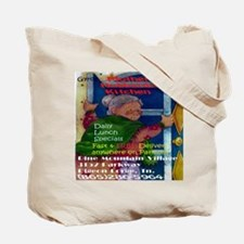 Mother Hubbards Kitchen Tote Bag