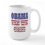 Obama Yes We Can Large Mug