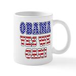 Obama Yes We Can Mug