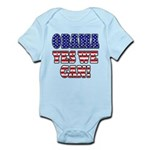 Obama Yes We Can Infant Bodysuit