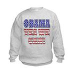 Obama Yes We Can Kids Sweatshirt