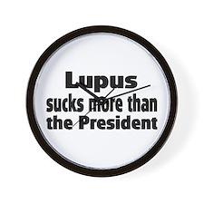 Lupus Wall Clock