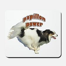 Papillon power Mousepad
