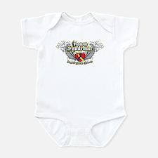 DS Biker Wings Infant Bodysuit
