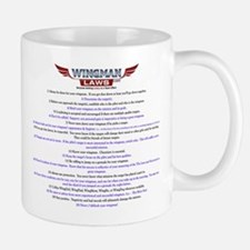 Original Wingman Laws Mug