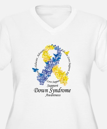 DS Butterfly Ribbon T-Shirt