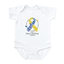 DS Butterfly Ribbon Infant Bodysuit