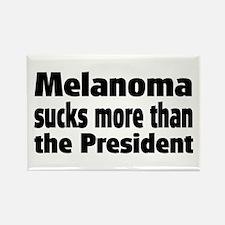 Melanoma Rectangle Magnet