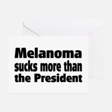 Melanoma Greeting Card