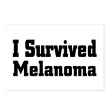 Melanoma Postcards (Package of 8)
