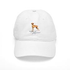 Vizsla Rescue Baseball Cap