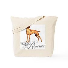 Vizsla Rescue Tote Bag