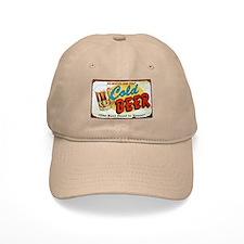 Cold Beer ! Baseball Baseball Cap