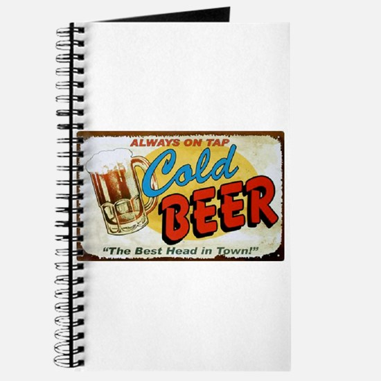 Cold Beer ! Journal